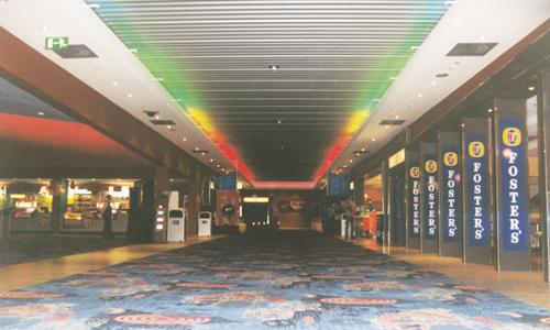 Kinowelt Lage