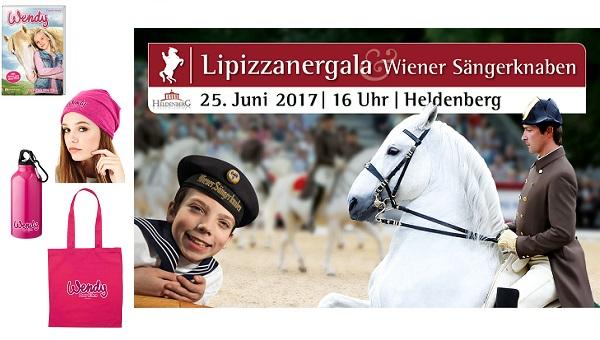 Bild: Mit WENDY: DER FILM Tickets zu Lipizzaner-Gala gewinnen!