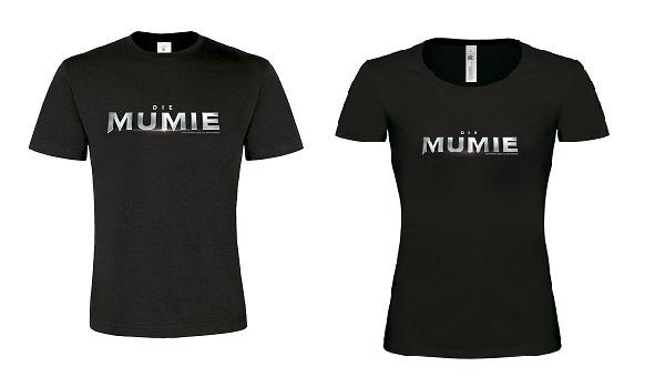 Bild: T-Shirts zu DIE MUMIE gewinnen!