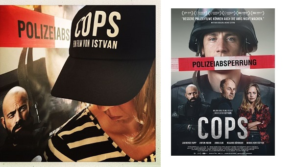 Bild: Caps zu COPS gewinnen!