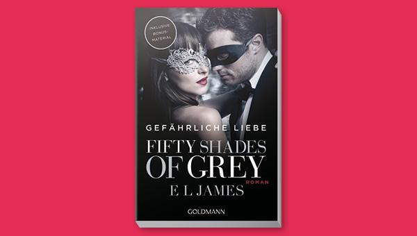 Bild: Fifty Shades of Grey - Gefährliche Liebe - Bücher zum Film