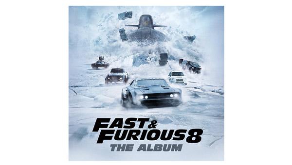 Bild: Fast & Furious 8 - Soundtrack zum Film gewinnen!