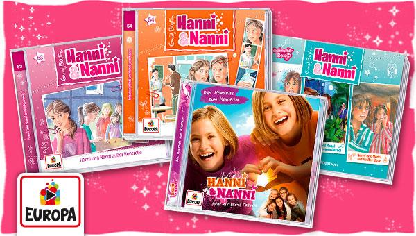 Bild: HANNI & NANNI - tolle Preise zu gewinnen!