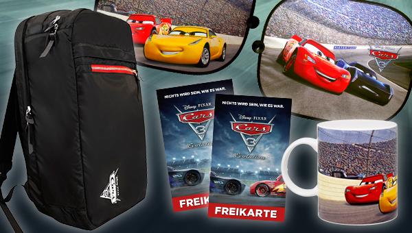 Bild: Cars 3 - Evolution - Fanpakete zu gewinnen
