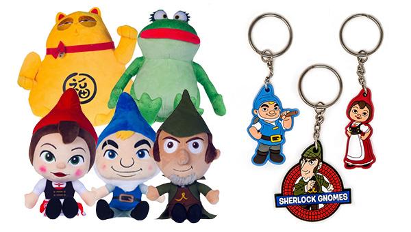 Bild: Sherlock Gnomes - Fanpakete zum Film