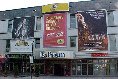 Kino Am Eastgate Berlin