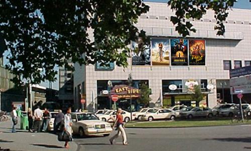 Megaposter In Der Uci Kinowelt Uci Duisburg