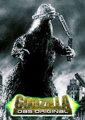 Plakatmotiv: Godzilla