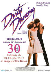 Plakatmotiv: Dirty Dancing