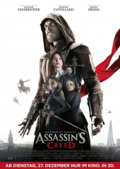 Plakatmotiv: Assassin's Creed