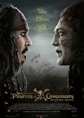 Plakatmotiv: Pirates of the Caribbean: Salazars Rache
