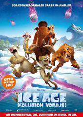 Plakatmotiv: Ice Age - Kollision voraus!