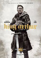 Plakatmotiv: King Arthur: Legend of the Sword