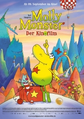Plakatmotiv: Molly Monster - Der Kinofilm