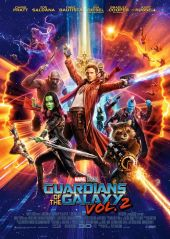 Plakatmotiv: Guardians of the Galaxy Vol. 2