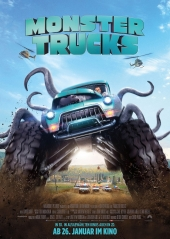 Plakatmotiv: Monster Trucks 3D