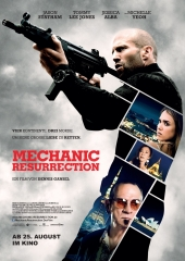 Plakatmotiv: Mechanic - Resurrection