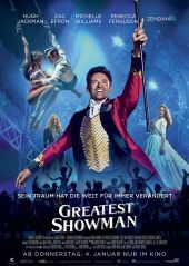 Plakatmotiv: Greatest Showman