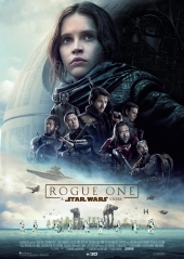 Plakatmotiv: Rogue One: A Star Wars Story