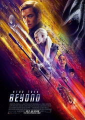 Plakatmotiv: Star Trek Beyond