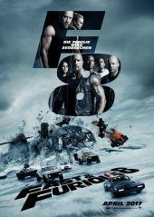 Plakatmotiv: Fast & Furious 8