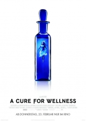 Plakatmotiv: A Cure for Wellness