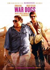 Plakatmotiv: War Dogs