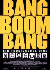 Plakatmotiv: Bang Boom Bang - Ein todsicheres Ding