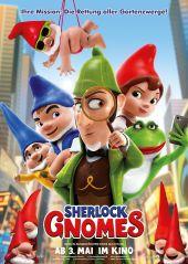 Plakatmotiv: Sherlock Gnomes