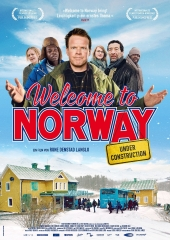 Plakatmotiv: Welcome to Norway