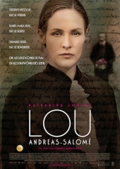 Plakatmotiv: Lou Andreas-Salomé