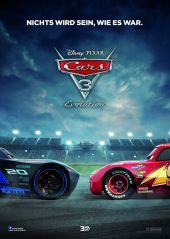 Plakatmotiv: Cars 3 - Evolution