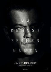 Plakatmotiv: Jason Bourne