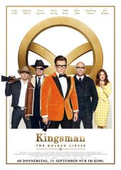 Plakatmotiv: Kingsman - The Golden Circle