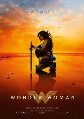 Plakatmotiv: Wonder Woman