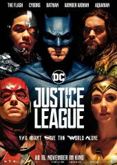 Plakatmotiv: The Justice League