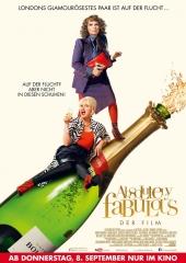 Plakatmotiv: Absolutely Fabulous - Der Film