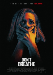 Plakatmotiv: Don't Breathe