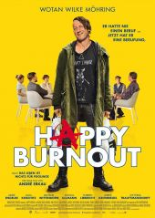 Plakatmotiv: Happy Burnout