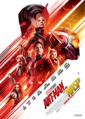 Plakatmotiv: Ant-Man and the Wasp
