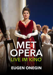 Plakatmotiv: Met Opera 2016/17: Eugen Onegin (Tschaikowsky)