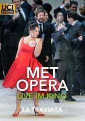 Plakatmotiv: Met Opera 2016/17: La Traviata (Verdi)