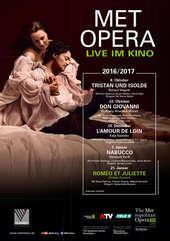 Plakatmotiv: Met Opera 2016/17: Roméo et Juliette (Gounod)
