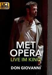 Plakatmotiv: Met Opera 2016/17: Don Giovanni (Mozart)