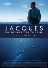 Plakatmotiv: Jacques - Entdecker der Ozeane