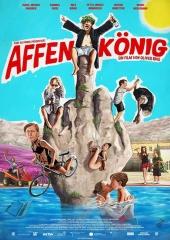 Plakatmotiv: Affenkönig