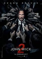 Plakatmotiv: John Wick: Kapitel 2