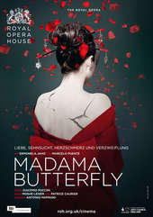 Plakatmotiv: Royal Opera House 2016/17: Madama Butterfly (Puccini)