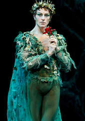 Plakatmotiv: Royal Opera House 2016/17: The Dream / Symphonic Variations / Marguerite And Armand (Ashton)