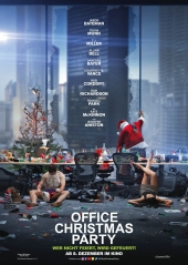Plakatmotiv: Office Christmas Party